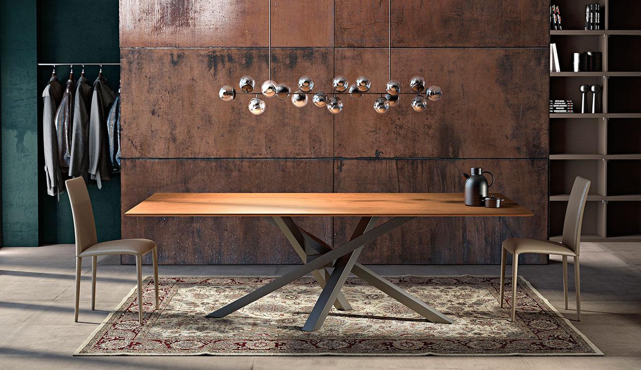 riflessi store tisch tavolo shangai