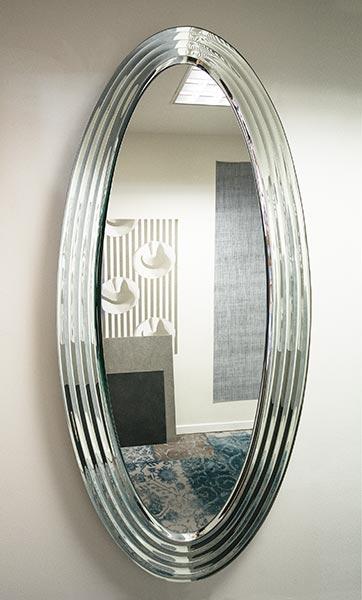 angebote baustudio 01 riflessi spiegel specchio queen ovale