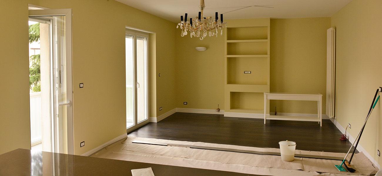 Renovieren Wohnung Bozen