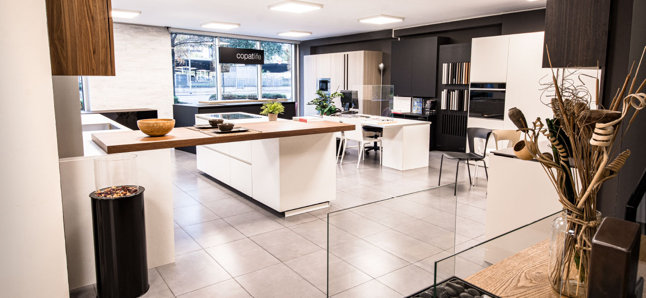 showroom arredo cucina bolzano mobili baustudio via volta